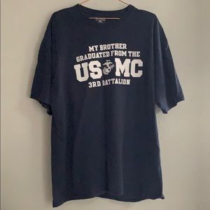 USMC Brother T-Shirt - XXL